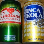 南米で人気の炭酸飲料「ガラナ」と「インカコーラ」を味わう