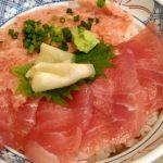 磯丸水産の海鮮丼でランチだドン!