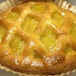 らぽっぽのポテトアップルパイ。レンチンでいつでもホクホク♪